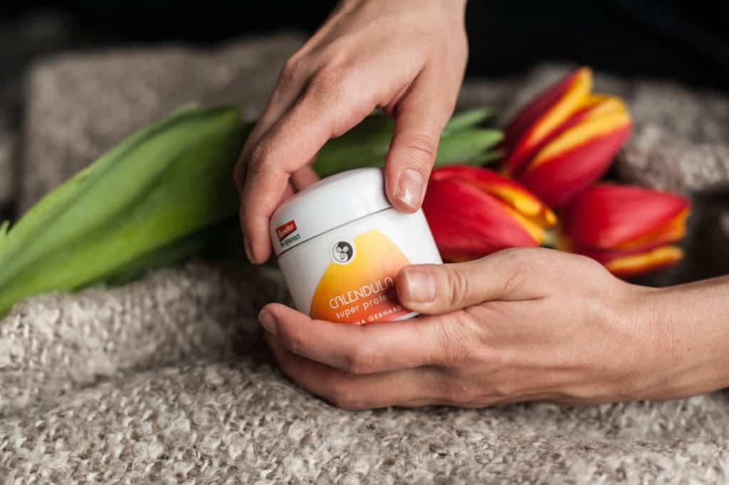 Martina Gebhardt Calendula super protect cream