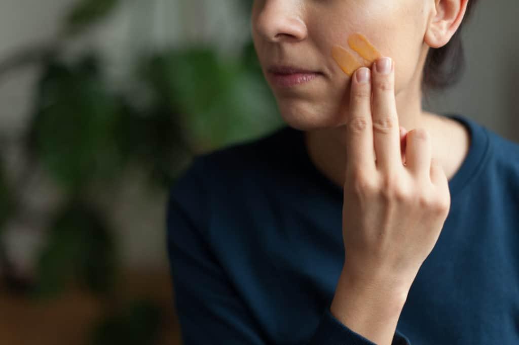 Manuka Gesichtsmaske