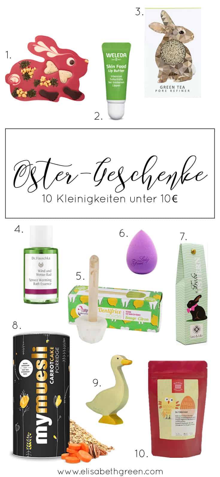 10 Nachhaltige Ostergeschenke Unter 10 Euro