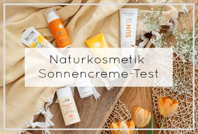 Naturkosmetik-Sonnencreme-Test