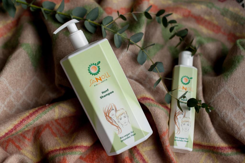 Sanoll Shampoo