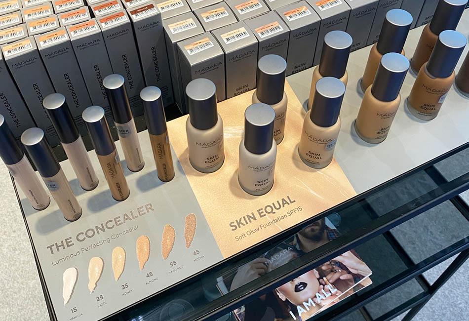 Madara Organic Make-Up