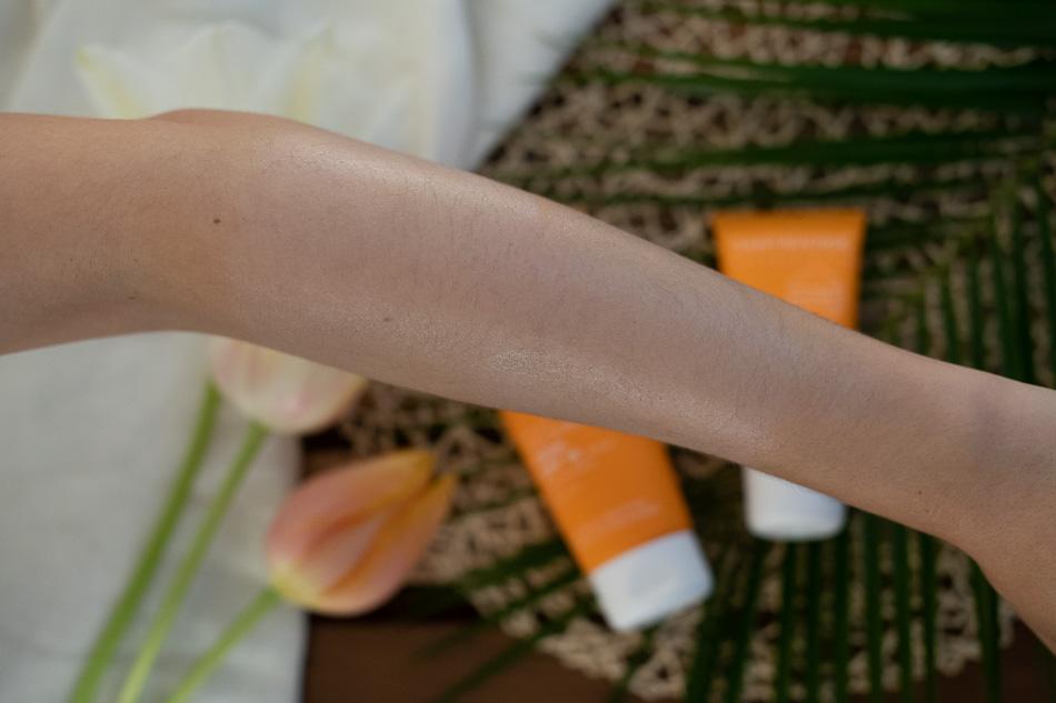 santaverde Naturkosmetik Sonnencreme ohne weißeln