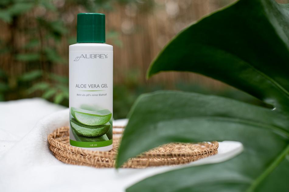 Aloe-Vera-Gel Aubrey Organics