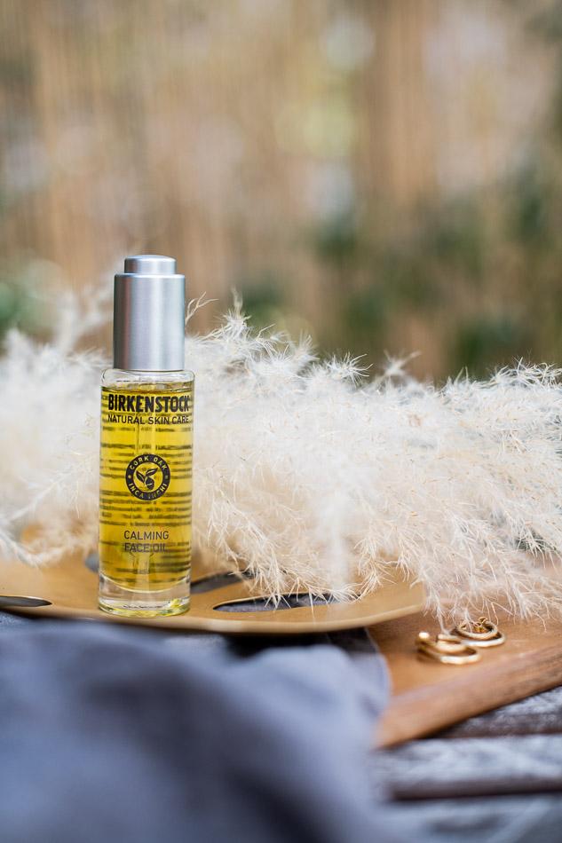 birkenstock calming face oil
