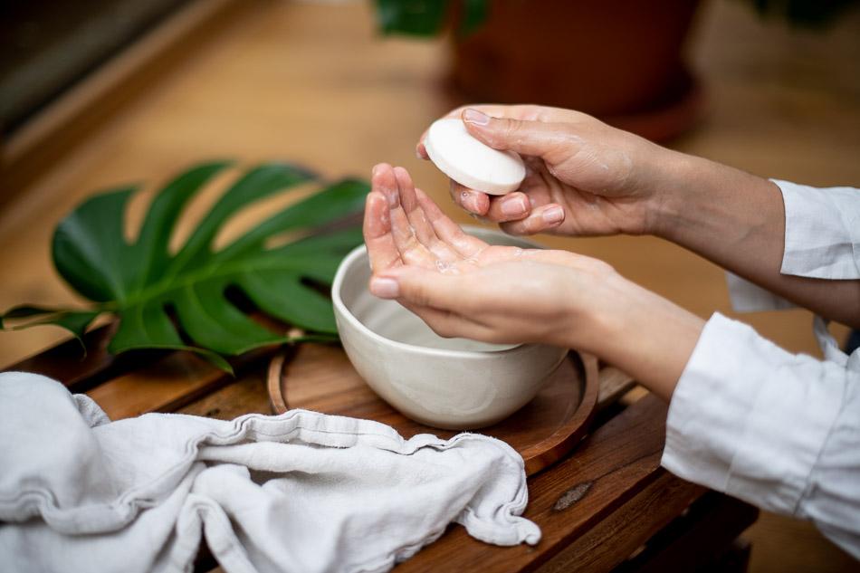 i+m we reduce shampoo schaum