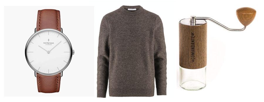 nachhaltige Weihnachtsgeschenke für Männer über 100 Euro