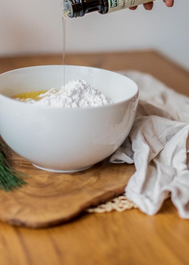 vegane haferkekse zubereitung