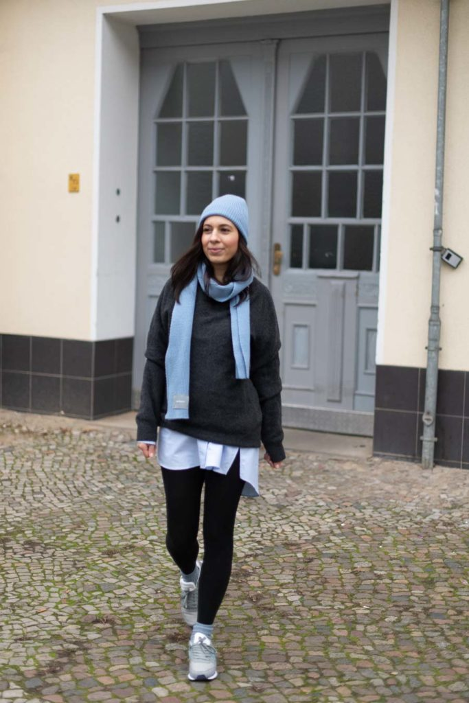 fair fashion outfit winter