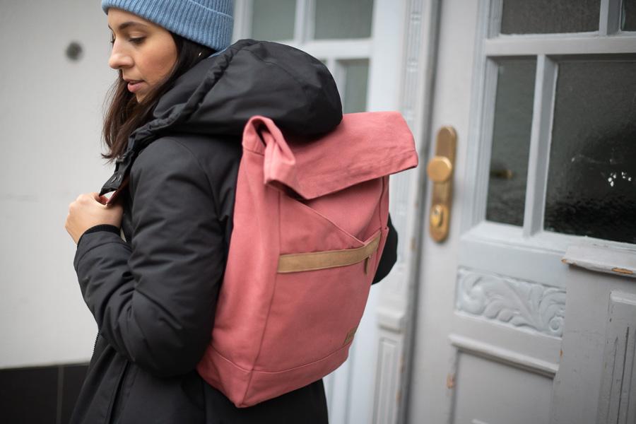mela wear rucksack altrosa