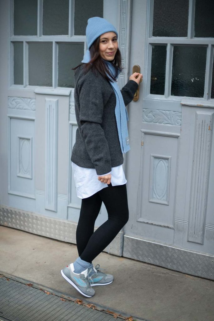 stylisches fair fashion outfit